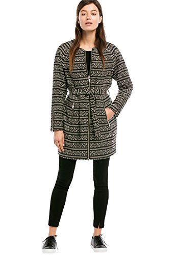 Jacquard Zip Jacket - 8