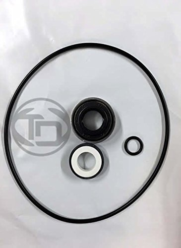 Polaris (Booster Pump) Mod: PB4-60 (POL001) Shaft Seal & O-ring Rebuild Kit. (60 Shaft)