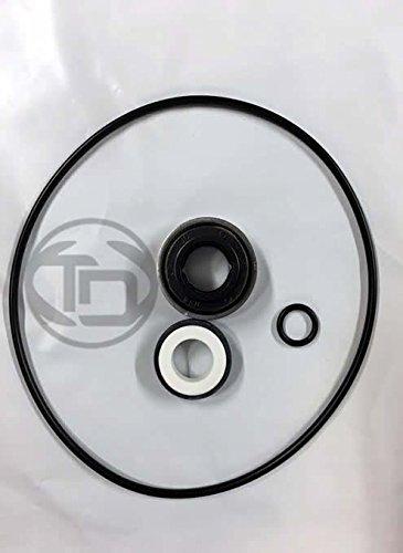 Polaris (Booster Pump) Mod: PB4-60 (POL001) Shaft Seal & O-ring Rebuild Kit. SAVES YOU MONEY! (Pb4 Booster Pump)
