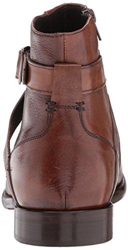 Bacco Bucci Mens Violo Metà Polpaccio Boot Cognac