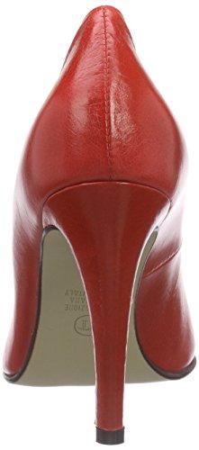 Noe Antwerp Nuvida Pump - Tacones Mujer Rojo