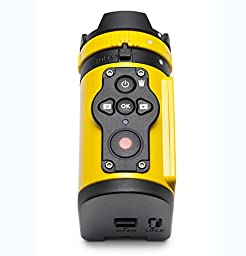 Kodak PIXPRO SP1 Action Cam with Explorer Pack 14 MP Water/Shock/Freeze/Dust Proof, Full HD 1080p Video, Digital Camera and 1.5\