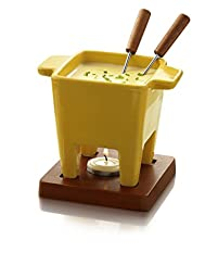 Boska Holland Taste Collection Tapas Fondue Set, Yellow