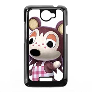 HTC One X Cell Phone Case Black Animal Crossing New Leaf SUX_091868