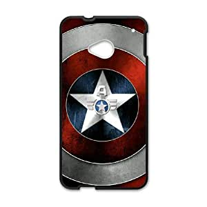 Captain America for HTC One M7 Phone Case Cover CA7094