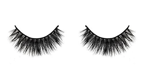 Lucine lashes 100% Mink False Eyelashes, Cruelty Free, Premium Quality Reusable Lashes - Ella