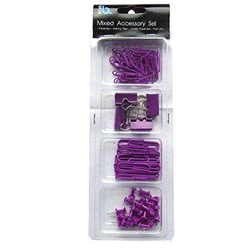 colored bulldog clips - 8