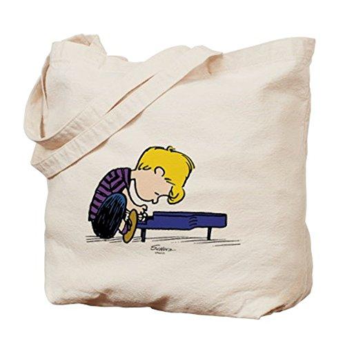 CafePress Tote Bag - Piano Man Tote Bag