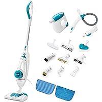 Neatec Steam Mop and Handheld Steam Cleaner Multifunctional Steamer,Floor Mop,Garment Steamer Carpet Cleaner, USM45B Mop Steamer