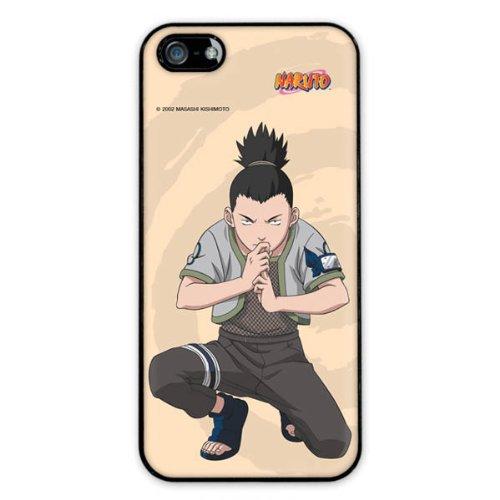 Diabloskinz H0081-0062-0057 Naruto Shikamaru Schutzhülle für Apple iPhone 5/5S