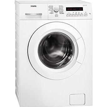 AEG lavadora l73479wfl, Frente, eficiencia energética: A + + +: ...