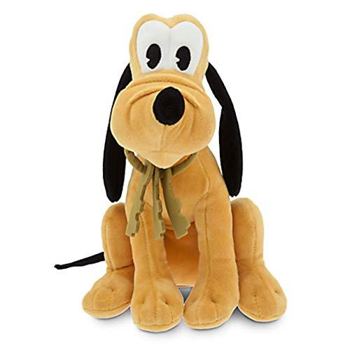 (Disney Parks Pluto Pirates of the Caribbean Keys Jailer Dog Plush Doll NEW)
