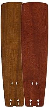 Fanimation B5133MOMP Standard Wood Blade, 22-Inch, Med Oak/Maple