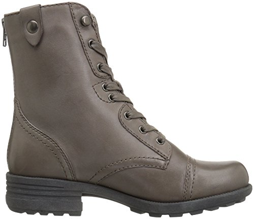 Cobb Hill Donna Bethany Mid Boot In Pelle Grigia