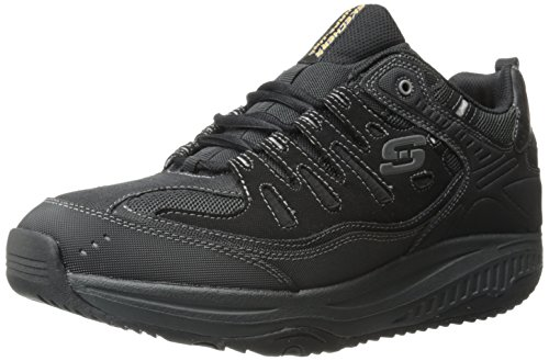 Skechers Skechers Sport Men's Shape Ups XT All Day Comfort Oxford,Black/Charcoal,8.5 M US price tips cheap