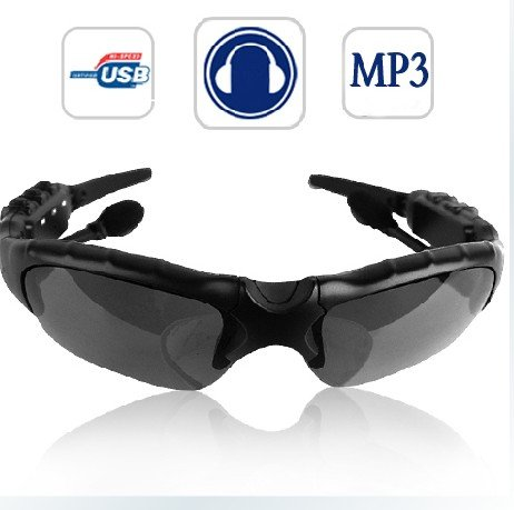 Sports Stereo Wireless Bluetooth 4.0 glasses headset Telephone Driving Sunglasses/mp3 Eyes Glasses