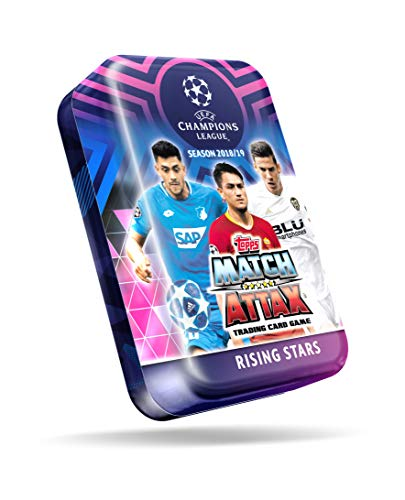 (2018/19 Topps UEFA Champions League Match Attax - Midi Tin)