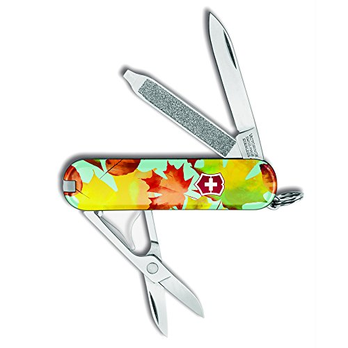 Victorinox Swiss Army Autumn Leaves Classic SD Limited Edition
