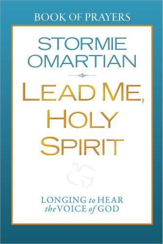 - Lead Me, Holy Spirit Book of Prayers: Longing to Hear the Voice of God