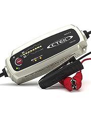 CTEK MXS 5.0 Acculader met automatische temperatuurcompensatie, 12 V 5,0 Amp (EU stekker)