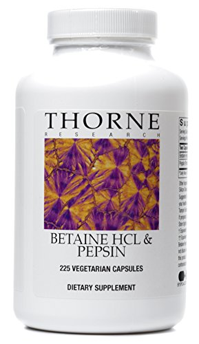 Thorne Research Supplement Digestion Capsules product image