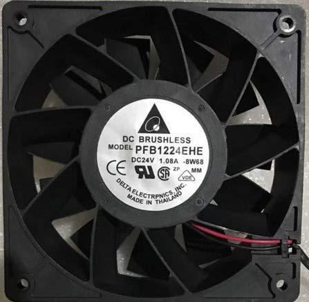 Amazon com: for Delta PFB1224EHE 12038 24V 1 08A 12 cm Inverter