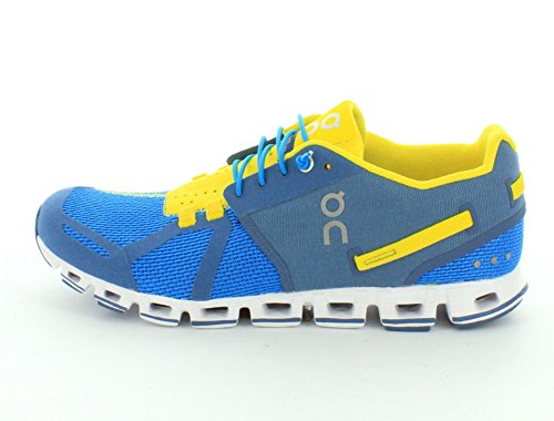 Running Gelb On Marineblau Cloud Herren Laufschuhe Fx6ApS