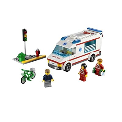 LEGO City Ambulance - 4431: Toys & Games