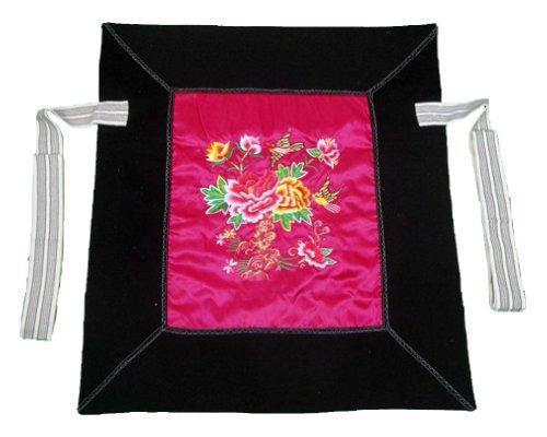 Snugli Baby Sling - Flowery Mei Tai Baby Sling Wrap Front Back Carrier #103