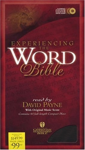 Experiencing the Word Bible (HCSB Audio - 64 CDs) by Broadman & Holman