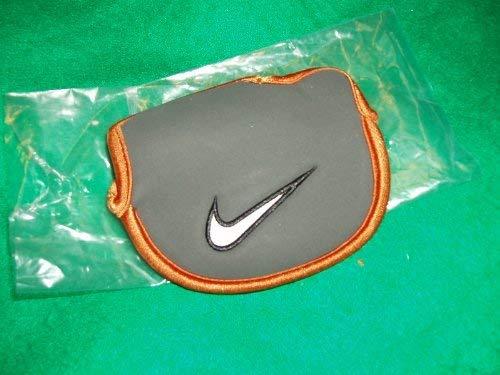 Nike LEFT HAND Mallet Style Neoprene PUTTER Headcover Golf Head Cover