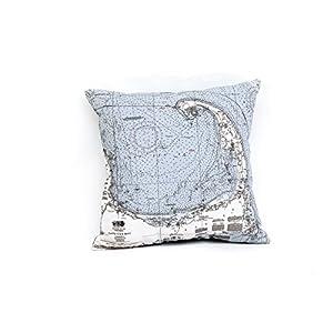 41ZbUWSHlAL._SS300_ 100+ Nautical Pillows & Nautical Pillow Covers