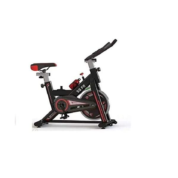 Monex spin ss fit best spinning bike in India