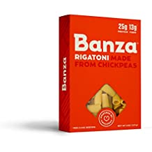 Banza Chickpea Pasta, Rigatoni (Pack of 6)