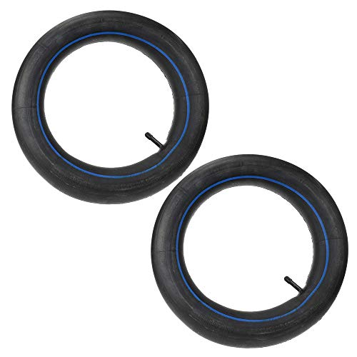 HIAORS 2Pcs 12.5 x 2.75 (12 1/2 x 2 3/4) 12-1/2 x 2.75 Mini Dirt Bike Inner Tube TR13 Straight Valve for Razor Dune Buggy Dirt Rocket MX350 MX400 X-Treme Electric Scooter Parts