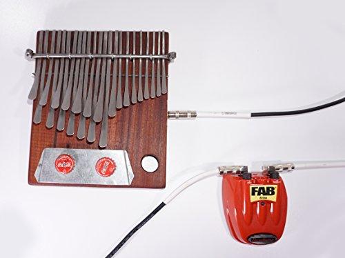 23 Key C.Vambe ELECTRIC Shona Mbira/Kalimba/Thumb Piano ~Zimbabwe! by africancraftwork-com