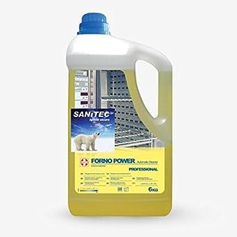 LIMPIADOR HORNO POWER SANITEC AJOS AUTOLIMPIABLE SGRASSANTE HACCP ...