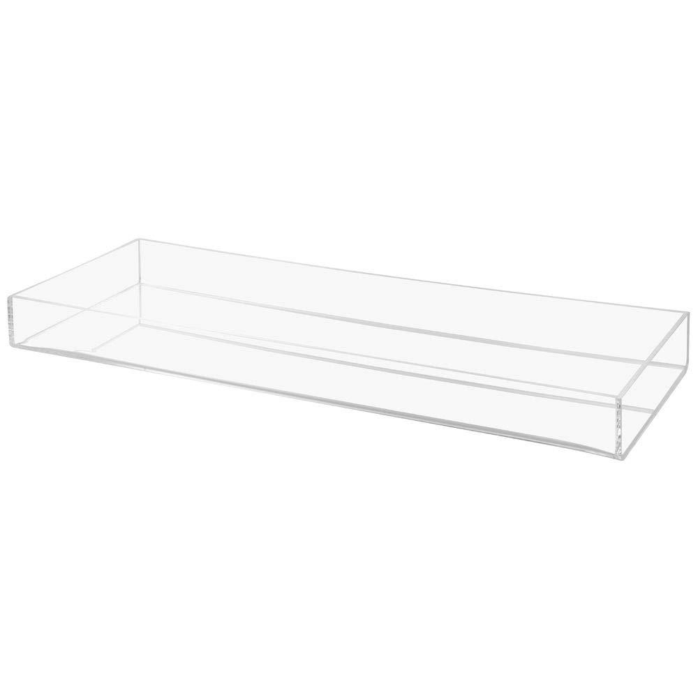 Acrylic Tray Clear 24