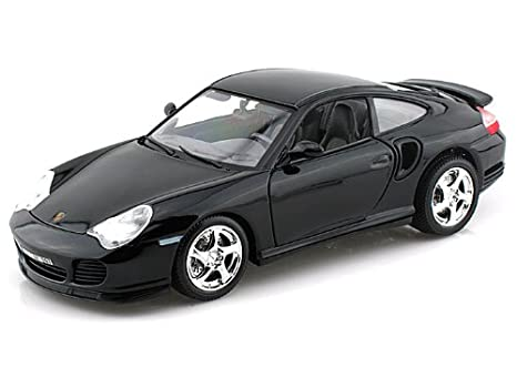 Porsche 911 Turbo 1/18 Black