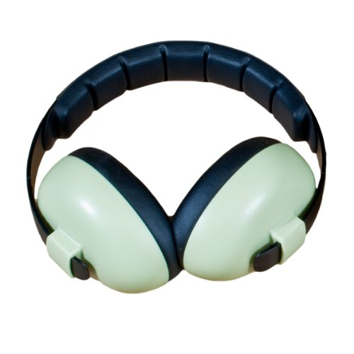 Baby Banz earBanZ Infant Hearing Protection, Green