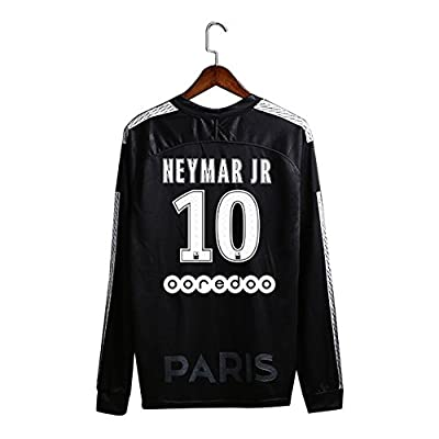 finest selection 65b87 47e26 10 Neymar Jr Paris Saint-Germain (PSG) Third Away Mens Long ...