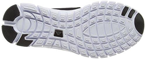 White Baskets Schwarz Jersey Noir Adulte Kappa Unisex Bilbao 1110 II Mixte Black Basses Footwear CwnOXZq