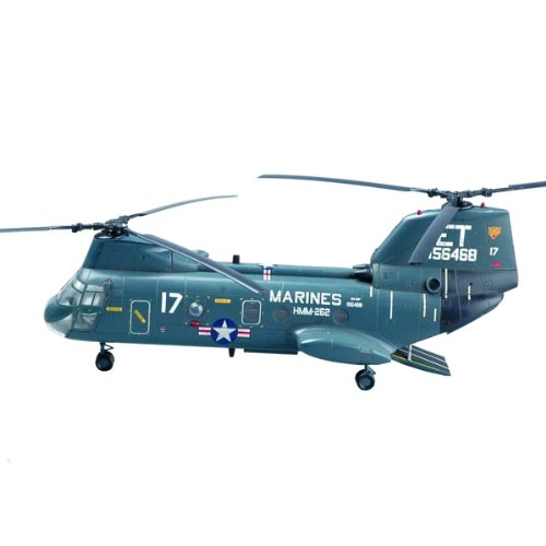 Easy Model 1:72 - Sea Knight CH-46F - ET17 NÂ ° 156468 HMM-262 - EM37002 EasyModel