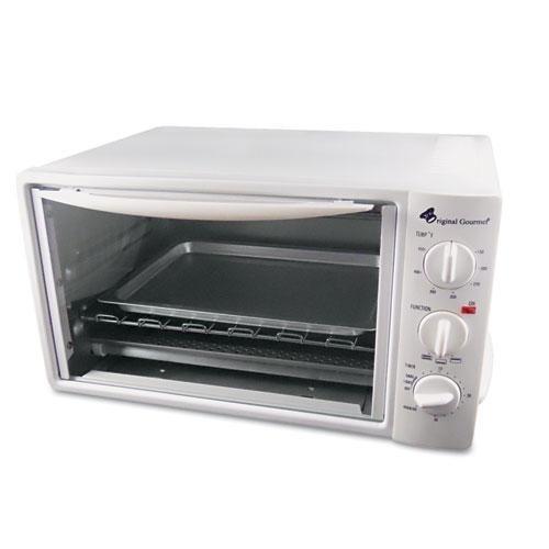 ORIGINAL GOURMET OG20 Multi-Function Toaster Oven with Mu...