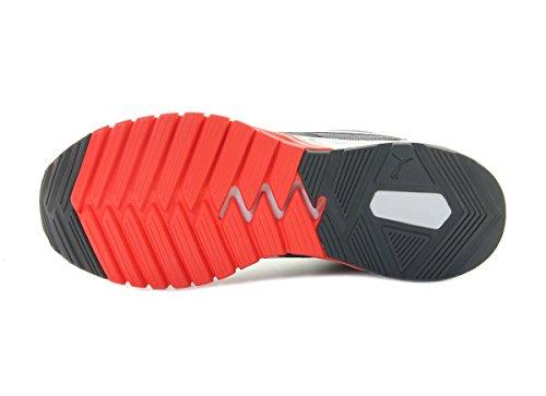 Running Rojo Puma Ignite de Dual Adulto Zapatillas Unisex zxPqRaO