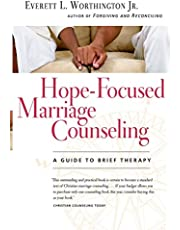 Hope - Focused Marriage Counseling