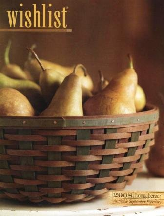 Longaberger WishList Catalog (Fall & Winter (Longaberger Basket Homestead)