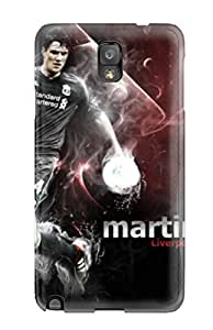 Cute Appearance Cover/tpu VVDqzRp4218YRoNP Martin Kelly Case For Galaxy Note 3