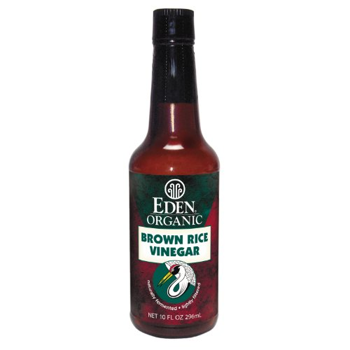 Eden Foods, Vinegar Brown Rice Organic, 10 Fl Oz