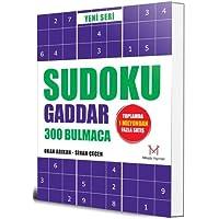 Sudoku Gaddar 300 Bulmaca - Yeni Seri